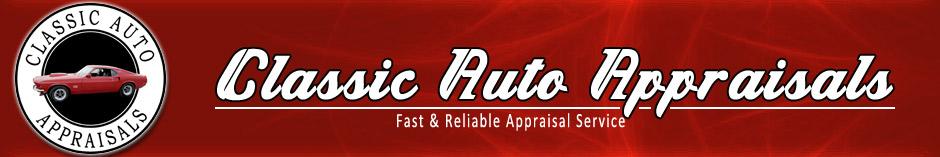 Classic Auto Appraisals